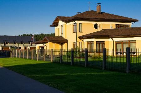 охранная система дачного дома